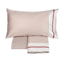 MICOL Sheet set-IT Queen - Pink