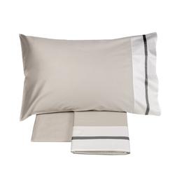 MICOL Sheet set-IT Queen - Grey