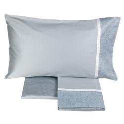 GALUCHAT Sheet set-IT QUEEN-BLUE