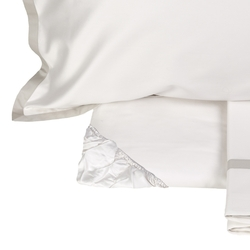 HELLEN Sheet set-IT Queen - White