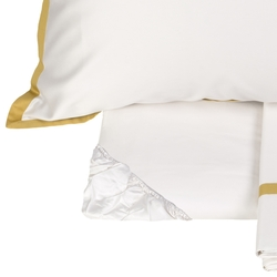 HELLEN Sheet set-IT QUEEN-WHITE