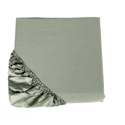 TRECENTO Fitted sheet-IT QUEEN-GREEN