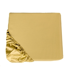 TRECENTO Fitted sheet-IT QUEEN-YELLOW