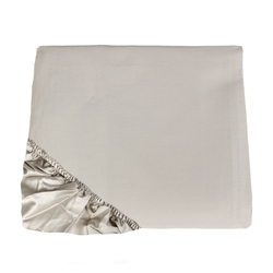 TRECENTO Fitted sheet-IT QUEEN-GREY