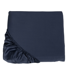 TRECENTO Fitted sheet-IT QUEEN-BLUE