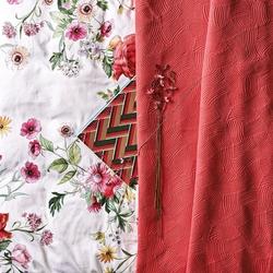 AURORA Duvet cover set-IT QUEEN-PINK