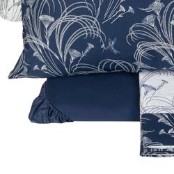 POLLINE Sheet set-IT QUEEN-BLUE