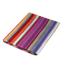 BAIADERA Tablecloth 180x180 cm- MULTICOLOR