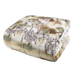 AFRICA Comforter -180x270 -GREY