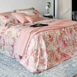 ADORABLE Quilt-Queen-BLOSSOM/BEIGE