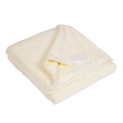 PETIT MAISON Towel 100x150-IVORY + NATURAL