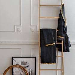 PETIT MAISON Towel 100x150-WHITE SILK+ WHITE