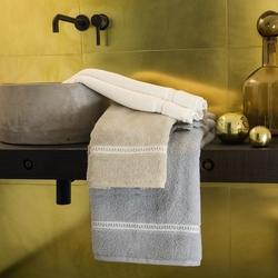 Asciugamani di lusso – MACRAME' - Torrone – La Perla Home Collection