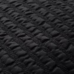 CLEOPATRA DECORATIVE PILLOW-50x50-BLACK