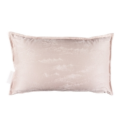 RILIEVI CUSHION with filling 30x50 cm - PINK BOHO
