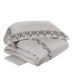 Duvet cover set ICON-Queen-GREY
