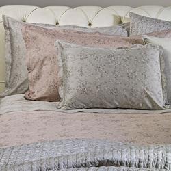Duvet cover set LIMOGES- IT DOUBLE- pink BOHO
