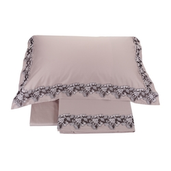 Bedding set ICON-Queen-PINK