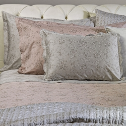 Bedding set LIMOGES- IT DOUBLE- pink BOHO