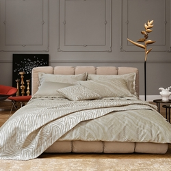 TWIGA Bedspread Queen- GRAY