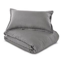 SOFFIO Matching duvet cover cover and pillowcases Lead