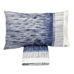 Bedding set ALADIN-QUEEN-BLUE