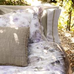 Quilted bedspread  LA PERGOLA-270X270-beige