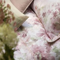 Quilted bedspread  LA PERGOLA-270X270-pink