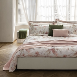 Quilted bedspread SAMBUCO-270X270-pink
