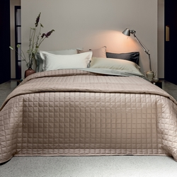 Quilted bedspread TRECENTO-270X270-pink