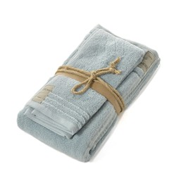 COCCOLA Guest and hand towel set (1+1) NILO