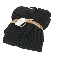 NETTARE Bathrobe-M-black