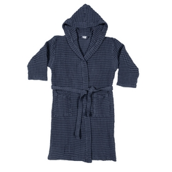 NETTARE Bathrobe-XL-BLUE