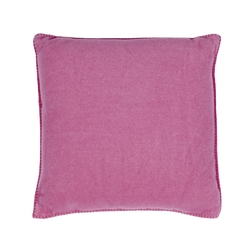 LUCY Cushion -50x50-Fuchsia