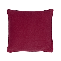 LUCY Cushion -50x50-Red