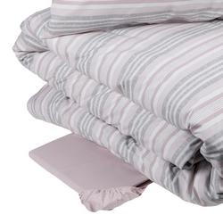 Duvet cover set ASOLE- IT SINGLE -pink