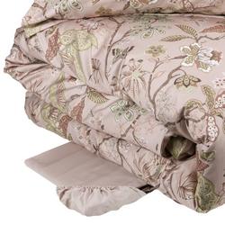 Duvet cover set FIOR DI LOTO- IT DOUBLE- pink