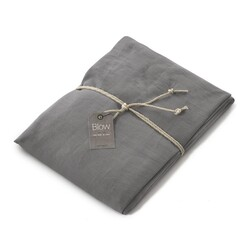 SOFFIO Fitted sheet  PIOMBO SCURO 2 PIAZZE