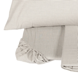 STRIPES Sheet Set-2 PIAZZE-grey