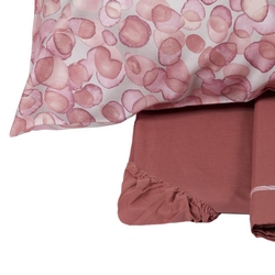 VALCHIUSA Sheet set - king-pink
