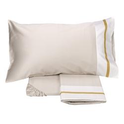 Bedding set MICOL -IT DOUBLE -beige