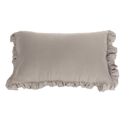 SOFFIO set of 2 pillowcases-52x82-Beige