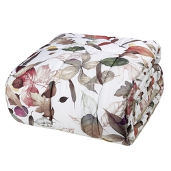 Comforter NEL PARCO- IT DOUBLE- beige/yellow