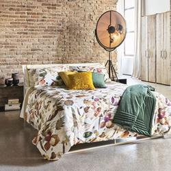 Comforter NEL PARCO- IT DOUBLE- beige/yellow