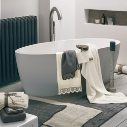 UP AND DOWN Bath mat- 50x80-mustard