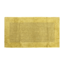 UP AND DOWN Bath mat- 60x110-mustard