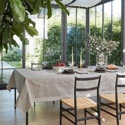 AUBERGINE Tablecloth 180x280