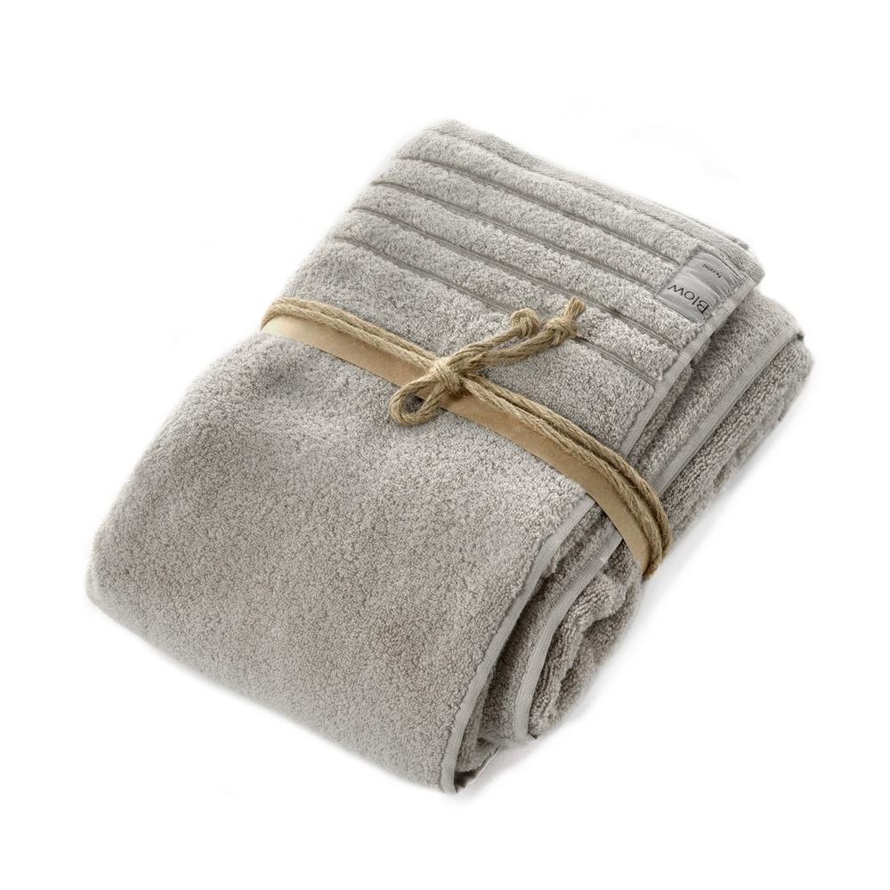 COCCOLA Bath sheet -100X150-GREY
