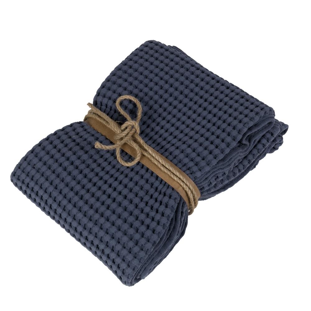 NETTARE Bath sheet-100X150-BLUE