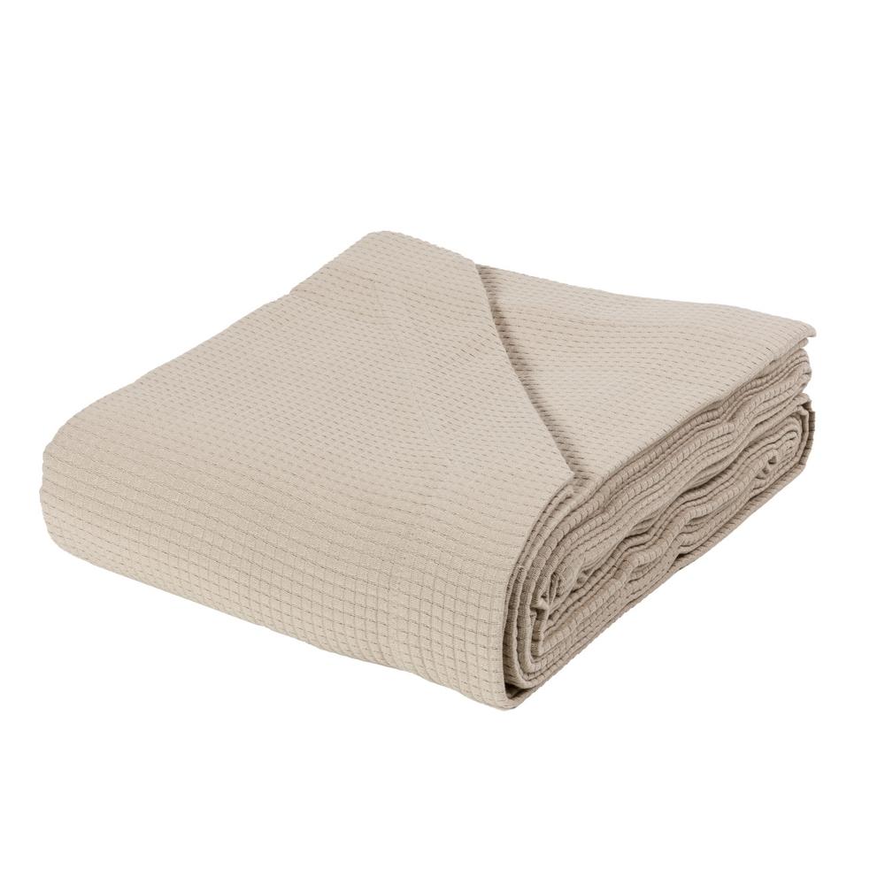 MAY Bedspread-IT QUEEN-BEIGE